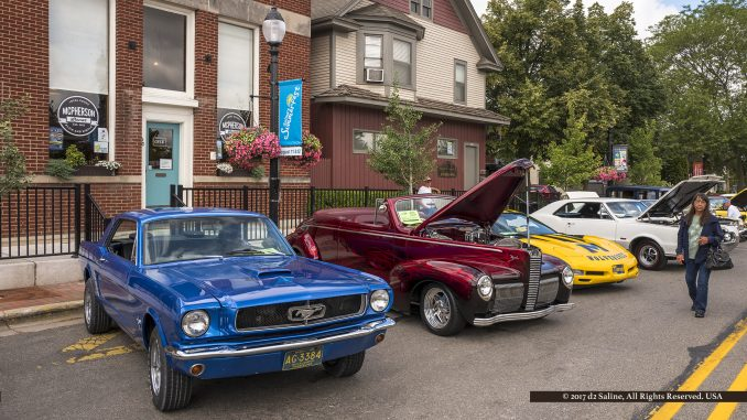 Saline Street Machines Car Show Marks Th Year With Local Videos - Car show videos