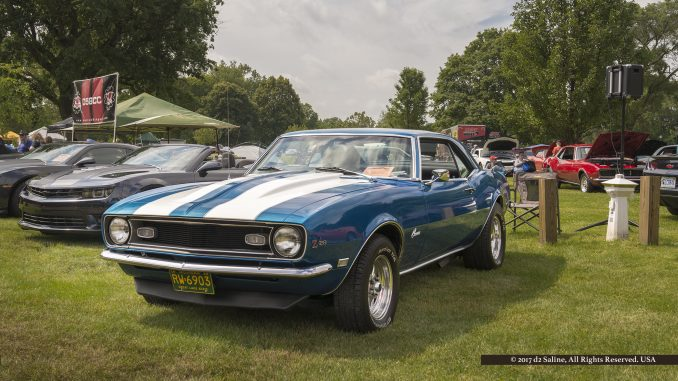 The Annual Camaro Superfest Is How A Great Car Show Should Look And - Camaro car show near me