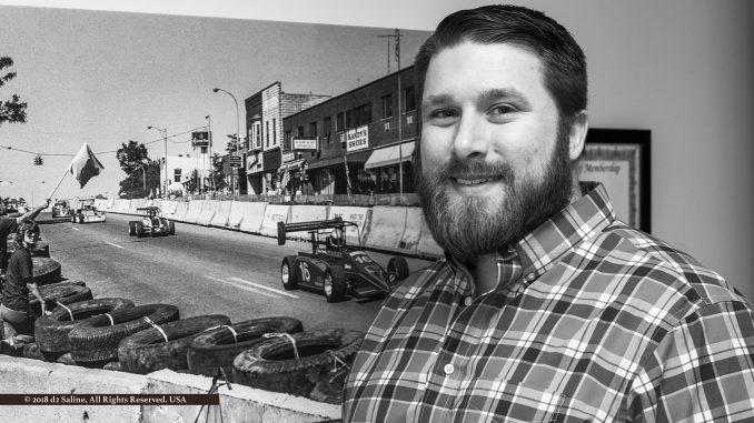 John Tripolsky, Saline Area Chamber of Commerce Executive Direct